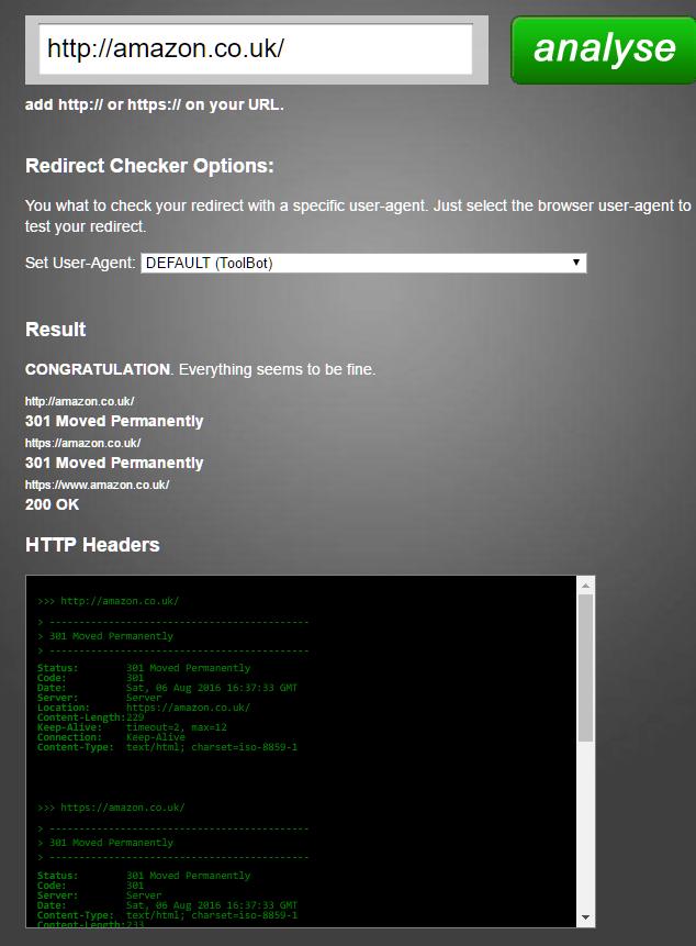 amazon-homepage-redirect