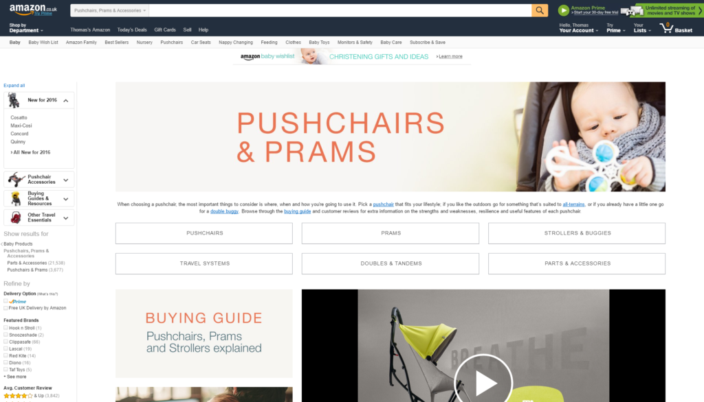 amazon-pushchair-page